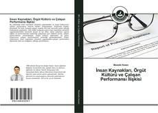 İnsan Kaynakları, Örgüt Kültürü ve Çalışan Performansı İlişkisi kitap kapağı