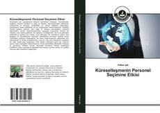 Küreselleşmenin Personel Seçimine Etkisi kitap kapağı
