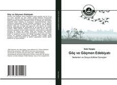 Copertina di Göç ve Göçmen Edebiyatı
