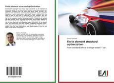 Capa do livro de Finite element structural optimization