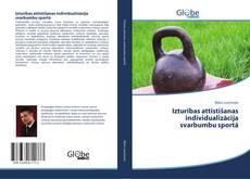 Izturības attīstīšanas individualizācija svarbumbu sportā kitap kapağı