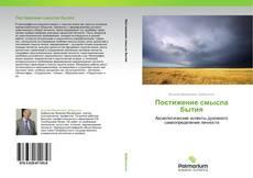 Bookcover of Постижение смысла бытия