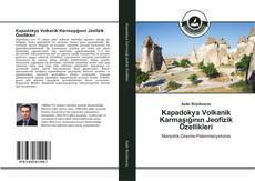 Bookcover of Kapadokya Volkanik Karmaşığının Jeofizik Özellikleri