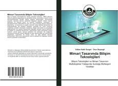 Bookcover of Mimari Tasarımda Bilişim Teknolojileri