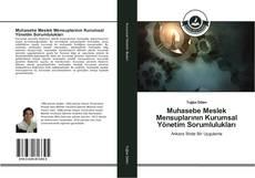 Bookcover of Muhasebe Meslek Mensuplarının Kurumsal Yönetim Sorumlulukları