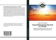 Borítókép a  Arap Edebiyatında Osmanlı ve Türkler - hoz