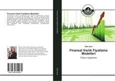 Finansal Varlık Fiyatlama Modelleri kitap kapağı