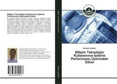 Capa do livro de Bilişim Teknolojisi Kullanımının İşletme Performansı Üzerindeki Etkisi