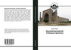 Seyahatnamelerde Türkistan Şehirleri kitap kapağı