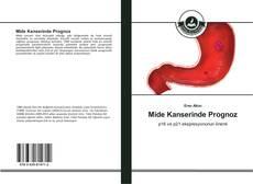 Bookcover of Mide Kanserinde Prognoz