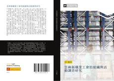 雲林縣職業工會的組織與活動調查研究 kitap kapağı
