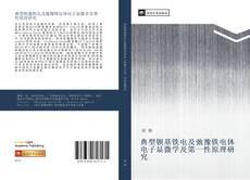 Bookcover of 典型钡基铁电及弛豫铁电体电子显微学及第一性原理研究