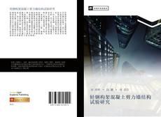 Bookcover of 轻钢构架混凝土剪力墙结构试验研究