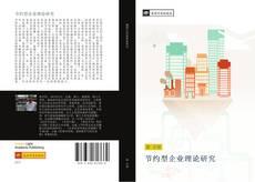 Bookcover of 节约型企业理论研究