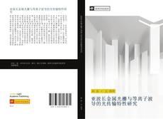 Bookcover of 亚波长金属光栅与等离子波导的光传输特性研究