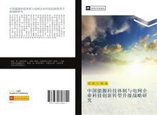 Bookcover of 中国能源科技体制与电网企业科技创新转型升级战略研究