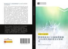 Bookcover of 钾基吸收剂干法脱除燃煤烟气CO2的失效机理及对策研究