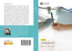 Bookcover of 中国家族企业