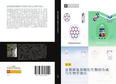 Bookcover of 富勒烯氨基酸衍生物的合成与生物学效应