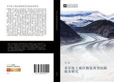 Bookcover of 多年冻土地区路堤典型沉陷病害研究