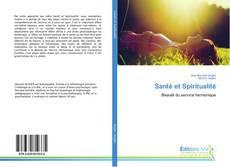 Buchcover von Santé et Spiritualité