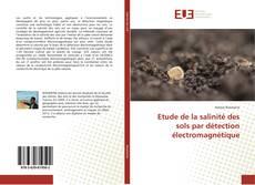 Copertina di Etude de la salinité des sols par détection électromagnétique