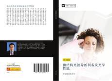 Bookcover of 微结构光波导的制备及光学性能