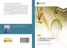 Copertina di 中国国际资本流动 突变预警研究