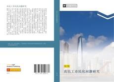农民工市民化问题研究的封面