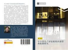 Copertina di 中小型资产评估机构内部管理机制研究