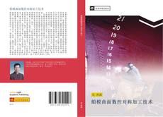 Bookcover of 船模曲面数控对称加工技术