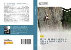 Portada del libro de 稀土钒.硼.磷酸盐纳米材料的固相水热法构筑及其发光性能研究