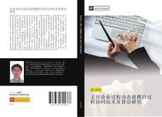 支持企业过程动态建模的过程协同技术及算法研究 kitap kapağı