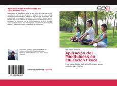 Portada del libro de Aplicación del Mindfulness en Educación Física