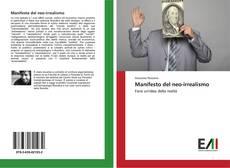 Bookcover of Manifesto del neo-irrealismo