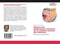 Bookcover of Balance de poblaciones celulares en el sistema inmune del intestino