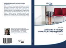 Bookcover of Darbinieku motivācija inovatīvu prasmju apgūšanai