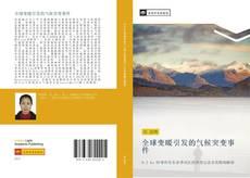 Buchcover von 全球变暖引发的气候突变事件