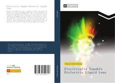 Обложка Electrically Tunable Dielectric Liquid Lens