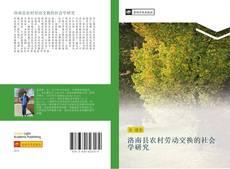 Borítókép a  洛南县农村劳动交换的社会学研究 - hoz