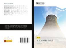 Capa do livro de 核反应理论及应用