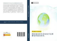 Bookcover of 阴阳极同时作用电化学法降解染料废水研究