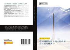Bookcover of 公路钢筋混凝土简支梁桥疲劳性能退化规律