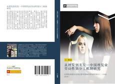 从理发到美发—中国理发业劳动性别分工机制研究 kitap kapağı