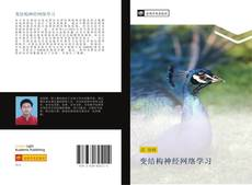 Buchcover von 变结构神经网络学习