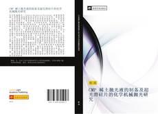 CMP 稀土抛光液的制备及超光滑硅片的化学机械抛光研究的封面