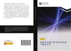 Bookcover of 表面等离激元波导理论基础与数值仿真