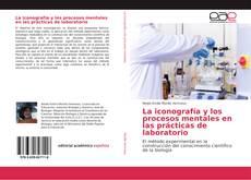 Bookcover of La iconografía y los procesos mentales en las prácticas de laboratorio