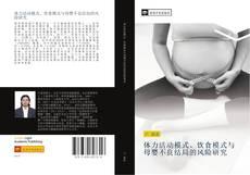 Bookcover of 体力活动模式、饮食模式与母婴不良结局的风险研究