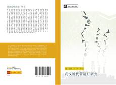 Bookcover of 武汉近代营造厂研究